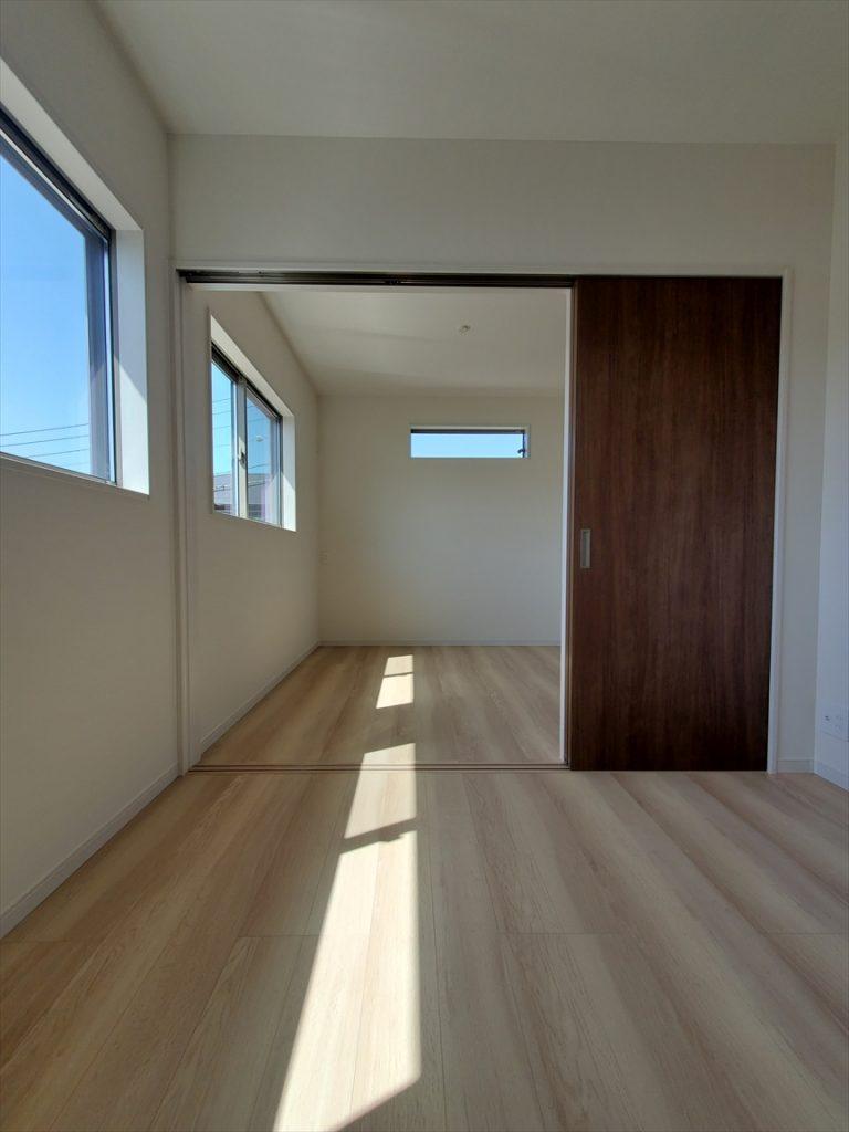 新築_2階部屋