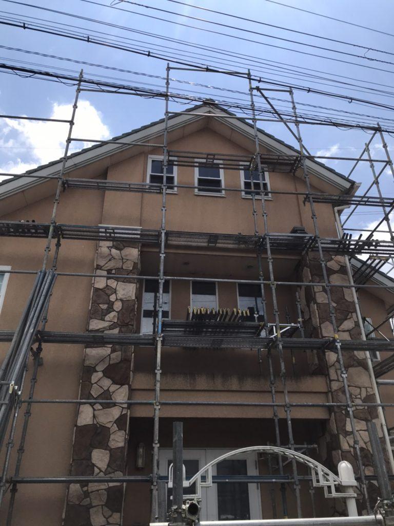 屋根・壁塗装工事